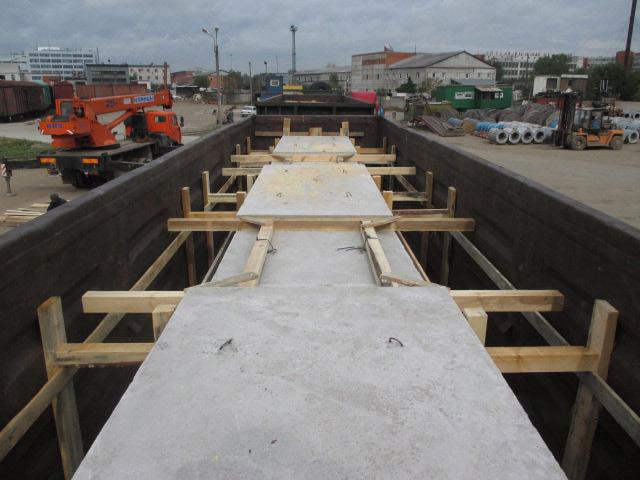 Перевозка железо-бетонных изделий различного назначения (лотки, плиты, вентиляционные блоки, фундаменты, опоры и прочее)